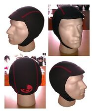 Peaked wetsuit cap hat hood 2.5mm super stretch neo.Great 4 waterski snorkel etc