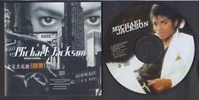 8Michael Jackson Unique Cover The Best Of Music 2002 Mega Rare China CD FCS6797