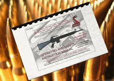 BUSHMASTER all XM15 Rifle & Carbine AR15 Owners Instruction Manual