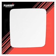 Backing Plate & Commercial Mirror Glass - Fits LHS Vauxhall - Summit CMVC-17LB