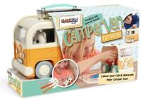 Fuzzikins Campervan, Creative playset with cute Cats  playhouse