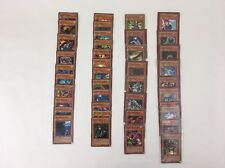 Yugioh Trading Cards LOT Of 40 Effect Monsters Some In Sleeves Used Condition