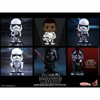 Hot Toys Cosbaby Star Wars Series 1 Collectible Set 6 Figure