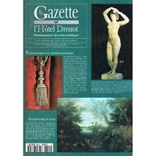 La GAZETTE de l'Hôtel DROUOT 1996 N°24 Art Africain Orient Abstrait Contemporain