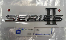 Holden VE Series 2 Guard Badge SS SSv SV6 Storm Evoke Genuine Sedan Wagon Ute