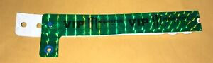 Official Monster Energy  green VIP festival backstage wristband - new