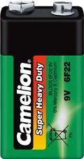 Camelion super Heavy Duty Batterien 9v Block BLISTER
