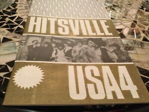 The Tamla Motown Appreciation Soc.Hitsville USA 4.Vol.1 No.4.April 1965.