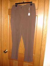 Pendleton brown dress pants silk size 14 EUC USED WORN 14-V