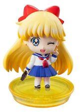 Sailor Moon - Petit Chara 3 Mini Figure Megahouse - Minako Venus (B) wink