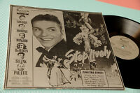 LP STEP LIVELY FRANK SINATRA SOUNDTRACK OST COLONNA SONORA ORIG USA NM