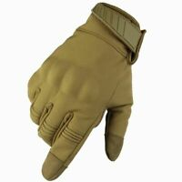 Touch Screen Motorcycle Full Finger Gloves Motocross Protective Gear Winter Warm