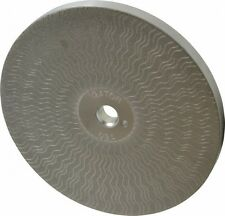 Accu-Finish 6 Inch Diameter x 1/2 Inch Hole x 1/2 Inch Thick, 180 Grit Tool a...