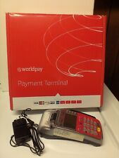 PAYMENT TERMINAL BY WORLDPAY.