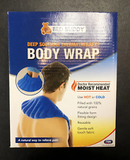 Buddy Wrap Hot or Cold Muscle wrap Brand New