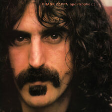 Frank Zappa APOSTROPHE (') 180g PALLAS Zappa Records NEW SEALED VINYL RECORD LP