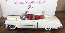 1953 Cadillac Eldorado Diecast 1:16 Scale Danbury Mint