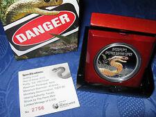 EASTERN BROWN SNAKE  - Deadly & Dangerous 2010 - DANGER Series
