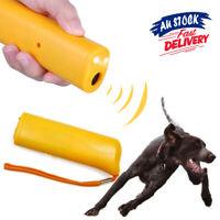 Anti Bark Repeller Stop Barking Tool Dog Training Device CF Ultrasonic