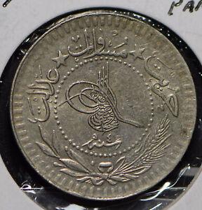 Turkey 1912 AH 1327 40 Para  290126 combine shipping