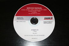 CASE IH AXIAL-FLOW 7230 8230 9230 COMBINE SERVICE REPAIR MANUAL