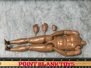 3R Nude Figure WWII MODERN GM641 1/6 ACTION FIGURE TOYS did