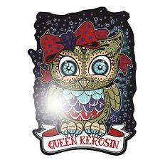 499 2 King Kerosene QUEEN KEROSENE 2XL Sticker Rockabella OLDSCHOOL STICKER USA