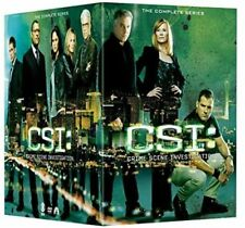 CSI: Crime Scene Investigation: The Complete Series DVD Box Set New Sealed