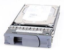 """NetApp 600 GB 15k SAS 3.5"""" Hot Swap Disco Rigido-x412a-r5"""