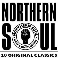Various Artists - Northern Soul: 20 Original Classics / Various [New CD]
