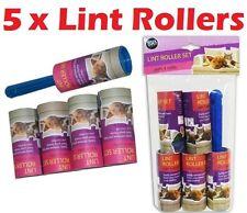 1 Lint Remover Roller Dog Cat Pet Hair Fluff Clothes Shaver Fluff + 4 Refills