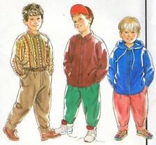 Style Child Male Sewing Patterns