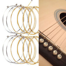 2 Satz Stahl Saiten Konzert-/Klassik-Gitarre Nylon Akustikgitarre 012-053 Set