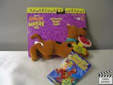 Scooby Doo Wiggler Jiggler Plush Brand New Applause