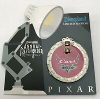 Rare Disneyland Limited Edition Pixar Cars Land Annual Passholder Disney Pin