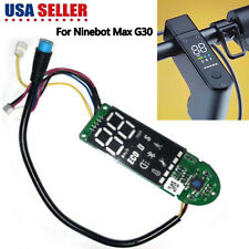 Original Dashboard Instrument Meter Replace for Ninebot Max G30 Electric Scooter