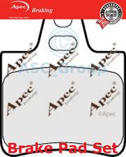 Apec Rear Brake Pads Set OE Quality Replacement PAD770
