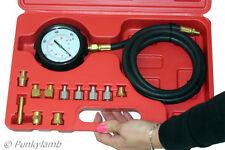 Wave Caja De Presión De Aceite Medidor Kit De Prueba Tester Medidor Diesel Gasolina Car Garage Herramienta