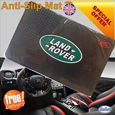 LANDROVER CAR DASHBOARD NON SLIP GRIP DASH MAT ANTI SLIDE PHONE KEY COINS STICKY