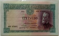More details for portugal banknote: 100 escudos, 1957