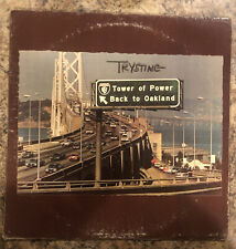 tower of power back to oakland Vinyl Vg+ Play Tested Lp 1974 Press