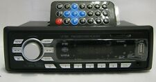 LETTORE AUDIO AMPLIFICATO AUTORADIO MP3 RADIO + SLOT SD PORTA USB + TELECOMANDO
