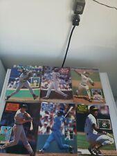 Beckett Baseball Card Guide Lot Of 6 1991