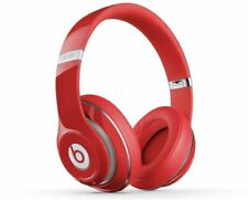 Beats Studio 2.0 WIRED RED Over Ear Headphones Beats By Dr. Dre (IL/RT5-MH7V2...
