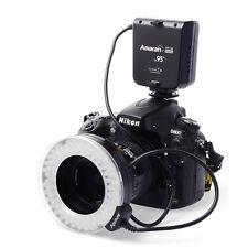 Aputure Amaran AHL-HN100 CRI 95+ LED Macro Ring Flash Light for Nikon Camera D