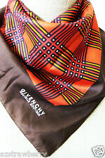 Vintage Givenchy Nouvelle Boutique Silk Scarf 22 x 22 Classic Business Casual