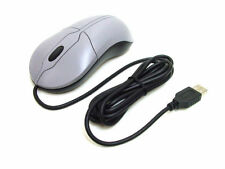 DELL USB GREY Optical Scroll Mouse P/N F970D Brand NEW