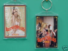 BRITNEY SPEARS - Circus Tour - Designer Collectible GIFT Keychain 03