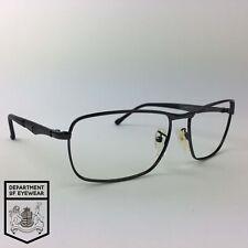 95894fe3475d POLICE eyeglasses GUN METAL RECTANGLE glasses frame MOD  S 8968