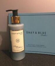 SHAY & BLUE ATROPA BELLADONNA  BODY & HAND LOTION  200ML NEW